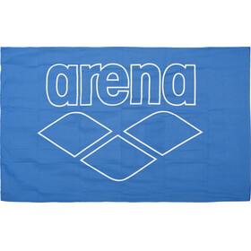 arena Pool Smart Towel royal-white